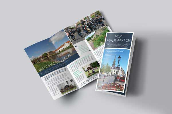 Visit Haddington Leaflet