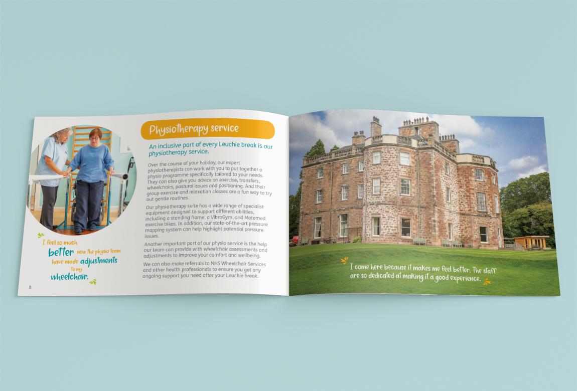 Leuchie House Brochure