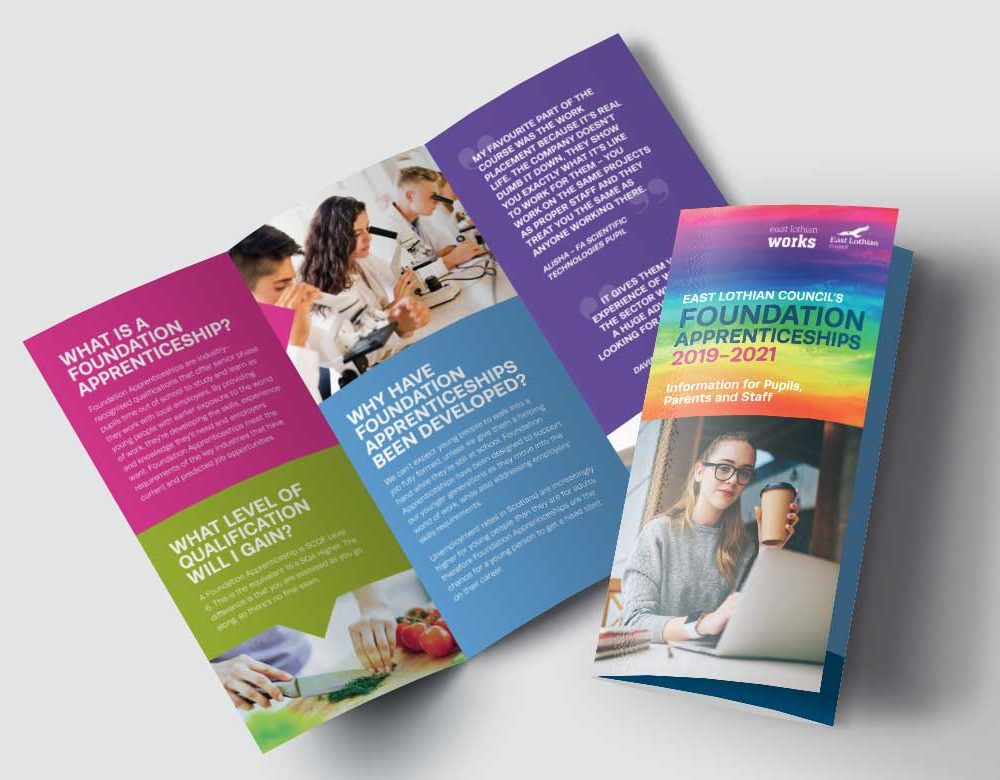 Foundation Apprenticeships Campaign