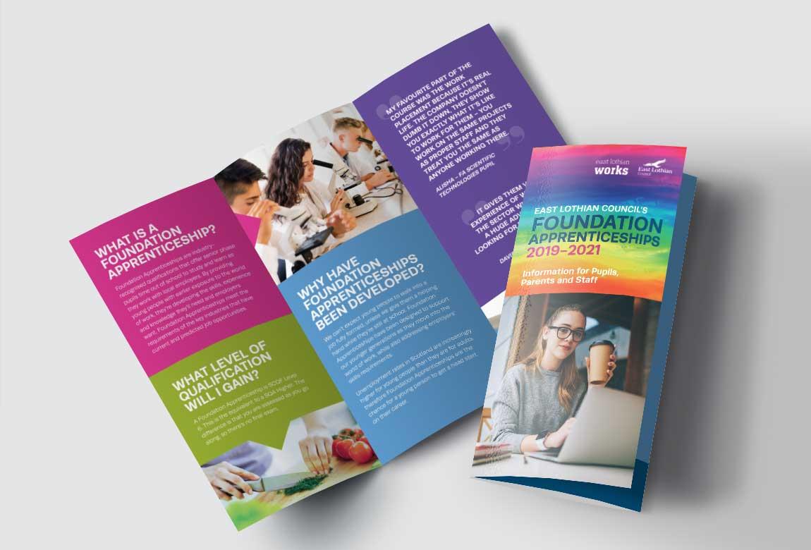 ELC Apprenticeships Leaflet