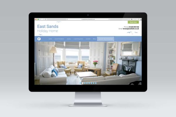 East Sands Holiday Home