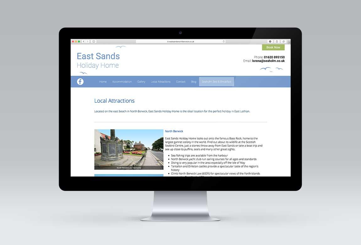 East Sands