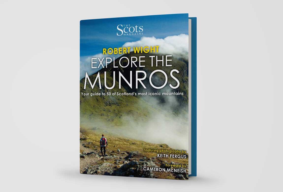 Explore the Munros book