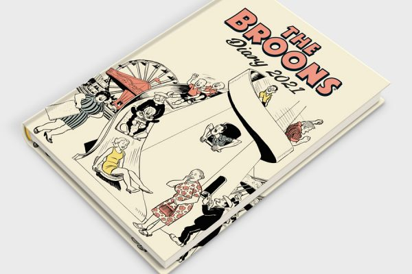 THE BROONS DIARY 2021