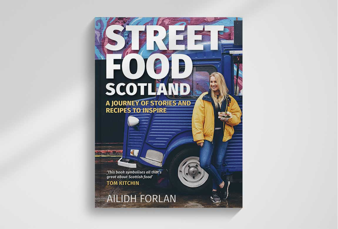 Street Food Scotland cover